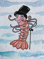 Don't Primp My Shrimp