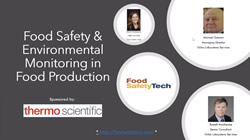 Food Safety & Environmental Monitoring in Food Production