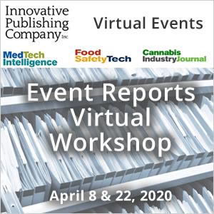 Event Reports Virtual Workshop - April 8 & 22, 2020