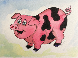 Today's Pig Is Tomorrow's…Beef?
