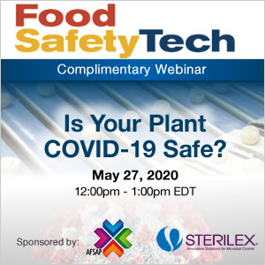 Is Your Plant COVID-19 Safe?
