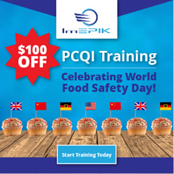 Celebrate World Food Safety Day!