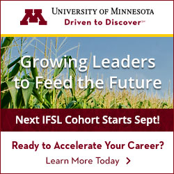 University of Minnesota - Growing Leaders to Feed the Future